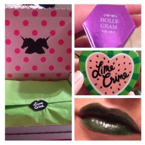 My experience with LimeCrime was snag-free and shipping was speedy.